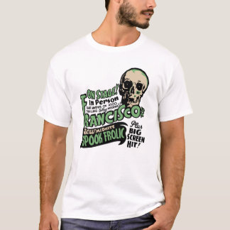 1941 - Francisco Spook Frolic T-Shirt