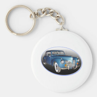 1941 LINCOLN CONTINENTAL #1 KEYCHAIN