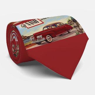1941 Nash automobile ad Tie