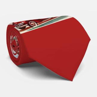 1941 red Mercury 8 Tie