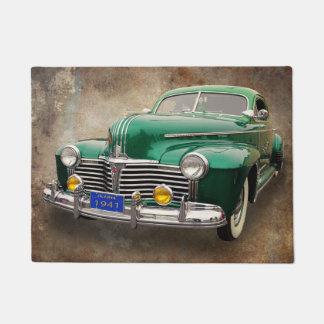 1941 VINTAGE CAR DOORMAT