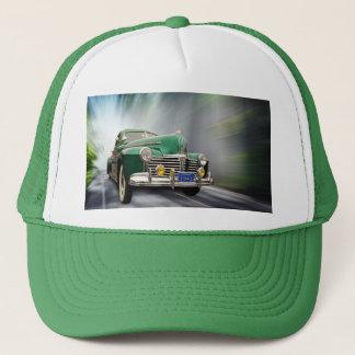 1941 VINTAGE CAR TRUCKER HAT