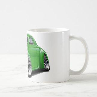 1941 Willys Green Car Coffee Mug