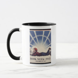 1943 Children's Book Week Mug
