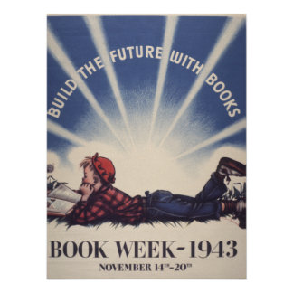 1943 Children's Book Week Poster