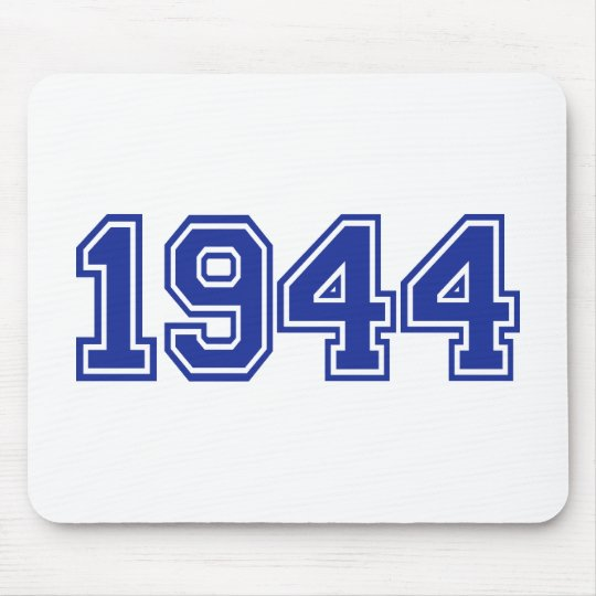 1944 Birthday Mouse Pad