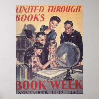 1945 Children's Book Week Poster