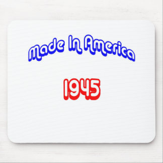 1945 Made In America Mouse Pad