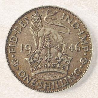 1946 Coin Coaster