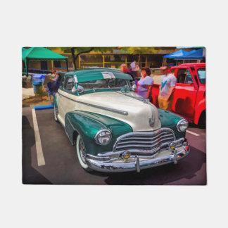1946 VINTAGE CAR DOORMAT