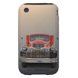 1947 CHEVROLET TRUCK iPhone 3 TOUGH COVER