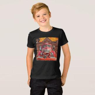 1947 International Fire Truck Design T-Shirt