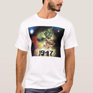 1947 triple alien T-Shirt