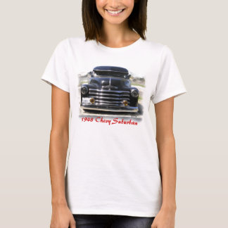1948 Chevy Suburban T-Shirt