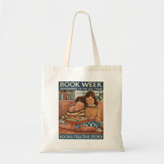 1948 Children's Book Week Tote