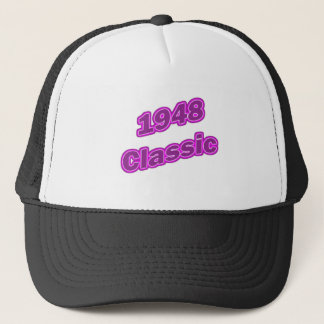 1948 Classic Purple Trucker Hat