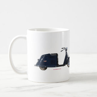 1948_Pacemaker_Cushman_Texturized Coffee Mug
