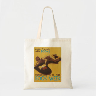 1949 Children's Book Week Tote
