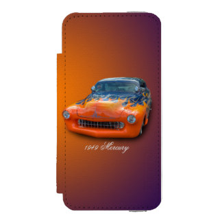 1949 MERCURY INCIPIO WATSON™ iPhone 5 WALLET CASE