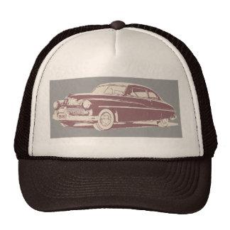 1949 Mercury retro style art on trucker cap Trucker Hat