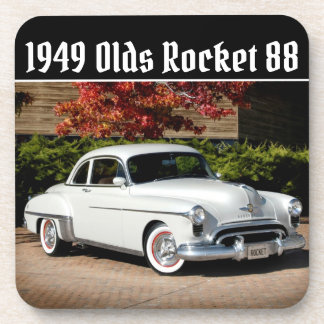 1949 Olds Rocket 88 | Oldsmobile Classic Car Coaster
