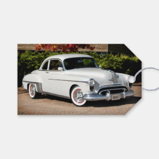 1949 Olds Rocket 88 | Oldsmobile Classic Car Gift Tags