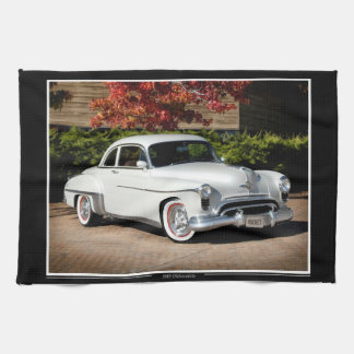 1949 Olds Rocket 88 | Oldsmobile Classic Car Kitchen Towel