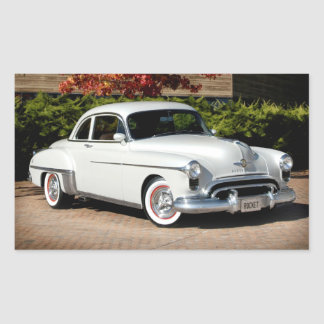 1949 Olds Rocket 88 | Oldsmobile Classic Car Sticker