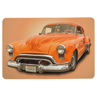1949 VINTAGE CAR FLOOR MAT