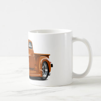 1950-52 Chevy Orange Truck Coffee Mug