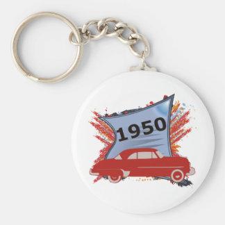 1950 Chevy Keychain
