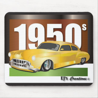 1950 Oldsmobile Mouse Pad