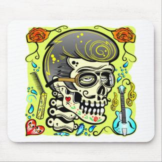 1950's Zombie Rocker Mouse Pad