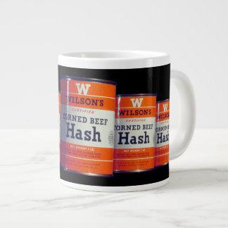 1950's Breakfast Hash in a Mug vintage photo