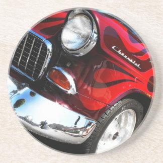 1950's Chevy Hot Rod Coaster