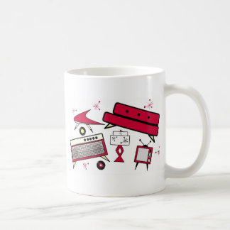 1950'S LIVING ROOM SET COFFEE MUG