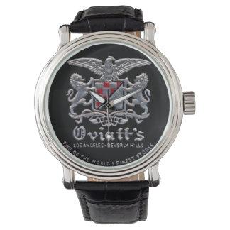 "1950s ""Oviatt's"" store crest Watch"