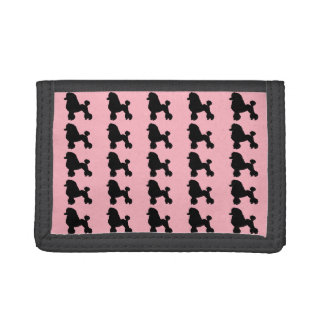 1950's Pink Poodle Skirt Nylon Wallet