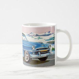1950s Plymouth Belvedere Coffee Mug