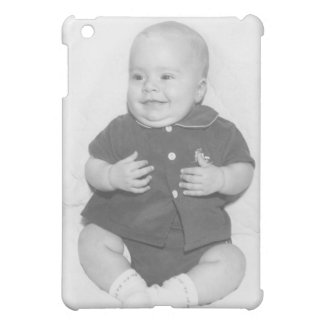 1950's Portrait of Baby Boy iPad Mini Cover