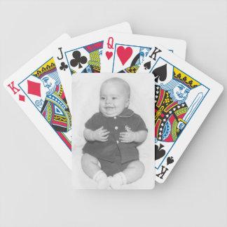 1950's Portrait of Baby Boy Card Deck