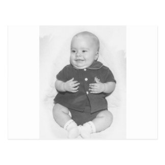 1950's Portrait of Baby Boy Postcards