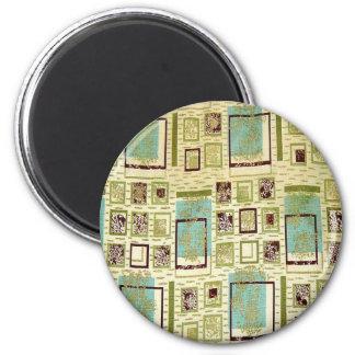 1950's Retro Designs Magnet