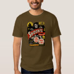 1950s Spook Show Poster Art Tshirts