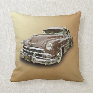 1951 CHEVROLET THROW PILLOW
