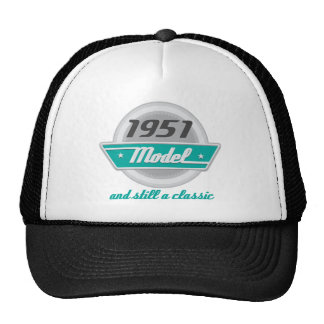 1951 Model and Still a Classic Hat