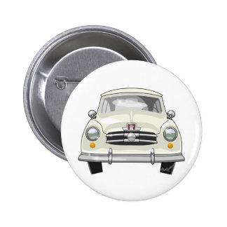 1951 Nash Rambler 2 Inch Round Button