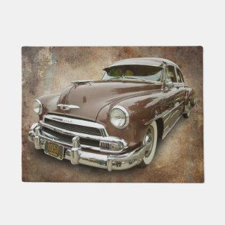 1951 VINTAGE CAR DOORMAT