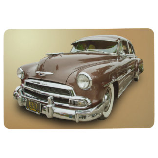 1951 VINTAGE CAR FLOOR MAT