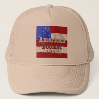 1952 Birthday Baby Boomer Trucker Hat